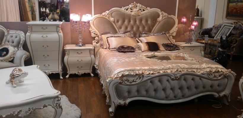 Пале Роял спальня