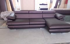 Манчестер диван с оттоманкой