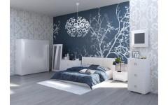 Комплект спальни Karat white(Карат Вайт)