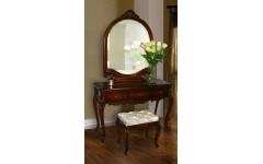 Туалетный столик Каталина с зеркалом