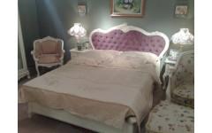 Кровать Софи с мягким изголовьем