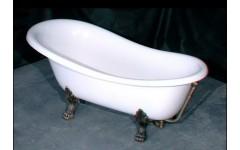 Ванна на лапах Antica WGT (Антика)
