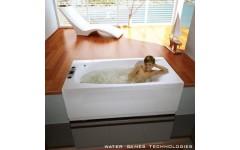 Bali прямоугольная ванна
