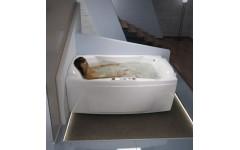 Прямоугольная ванна WGT Feeling Up