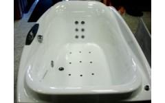 Акриловая ванна  WGT Together