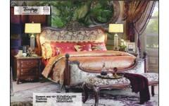 Кровать 1800 из массива натурального дерева Босфорд, Франдис