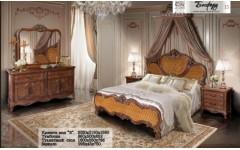 Резная прикроватная тумбочка в спальню Босфорд, Франдиз