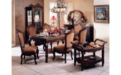 Обеденный стол с мраморной столешницей Босфорд, Франдис