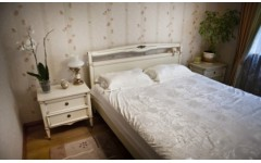 Деревянная кровать в спальню Конвалия, SAFO
