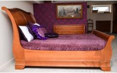 Деревянная кровать из бука Сафо, Украина
