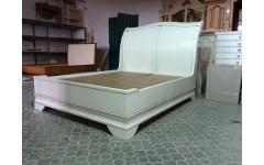 Деревянная кровать Сафо без изножья, Украина