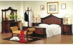 Кровать с мягким изголовьем Карпентер 208, Китай