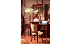 Стол туалетный В с зеркалом для мебельного гарнитура Изабелла, Карпентер 208
