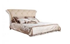 Кровать В в мебельный гарнитур Карпентер 286 ( София)
