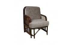Кресло для отдыха из ротанга Мамамия, Украина