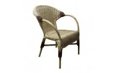 Кресло садовое из натурального ротанга Версаль, Украина