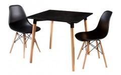 Квадратный обеденный стол DT-9017, Евродом