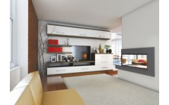 Мебель для гостиной Флоренция Аква Родос