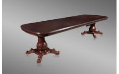 Большой раскладной обеденный стол D 2072 Аркадия ( Arcadia) Китай