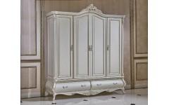 Белый шкаф для одежды для спального гарнитура Ирма, Китай