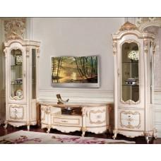 Кремовая витрина с росписью Лайма, Аванти