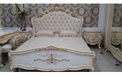 Кровать 1800 в стиле барокко, Аванти
