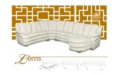 Угловой классический диван JANDIS, Украина
