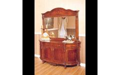 Буфет с зеркалом в гостиную Анжелика ( Карпентер 221), Испания