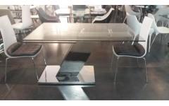DT8803 Стол из стекла и метала, Китай