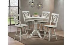 Барный стол Т-16517 и стул С-14242 в стиле Прованс