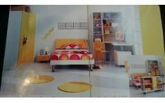 Мебельный комплект в детскую комнату, Китай