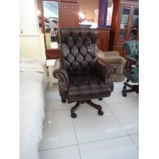 Директорское кожаное кресло A152 , Китай