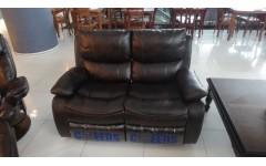Диван L 2-2M и кресло L 1-1M Х 9783 М С реклайнерами Ceers