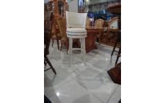 Барный стул 61029 белый Attica