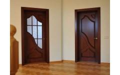 Классические межкомнатные деревянные двери