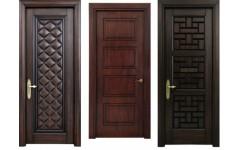 Двери из натурально дерева