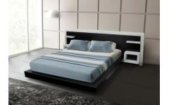 Деревянная кровать из массива в стиле модерн Стелла, Елисеевская мебель