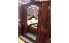 Одежный шкаф для мебельного гарнитура Эмили