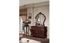 Комод с зеркалом в спальню Версаль Энигма