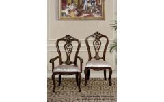 Классические стулья с подлокотником в гостиную Версаль Энигма