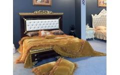 Кровать с позолотой Эрмитаж, Китай