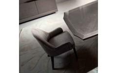 Стул с подлокотником в стиле модерн ALCHEMY, Италия