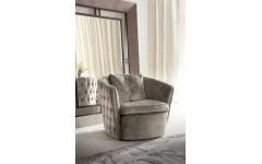 Кресло из натуральной кожи Ева, LIFETIME
