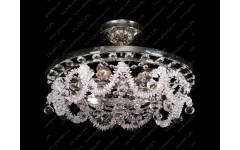 L15 175-06-4-O TOPAZ Люстра с хрустальными шарами, Словаччина, Glass LPS