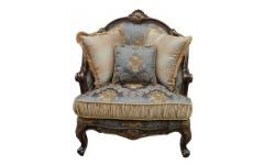 Классическое кресло Сильвия в стиле барокко