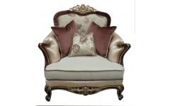 Классическое кресло Романия (Romania) в гостиную в стиле рококо