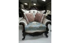 Классическое кресло в стиле барокко Сальвадор (Salvatore) Империал