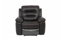 Кожаное кресло 9611 Кресло с реклайнером Империал