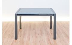 Обеденный стеклянный  раскладной стол В179-70