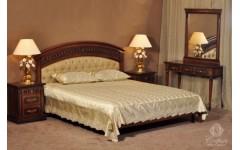 Кровать для спальни  Анжелика из массива дерева, Италконцепт